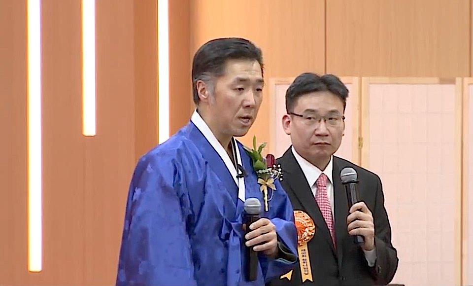 顕進様のスピーチ(真の神の日2017)